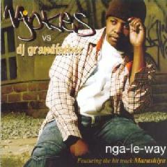 Mjokes - Nga-le Way (CD)