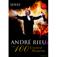 Andre Rieu - 100 Greatest Moments (DVD)