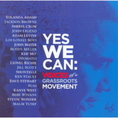 Barack Obama - Yes We Can (CD)