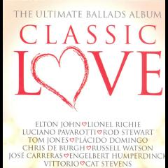 Classic Love - Classic Love (CD)
