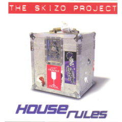 Skizo Project - House Rules (CD)