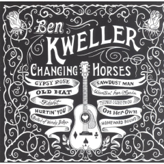 Ben Kweller - Changing Horses (CD)