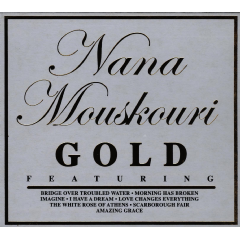 Nana Mouskouri - Gold (CD)
