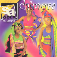 Chimora - SA Gold Collection (CD)