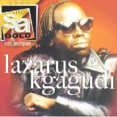 Lazarus Kgagudi - SA Gold Collection (CD)