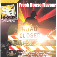 Dj Fresh - SA Gold Collection - House Sounds (CD)