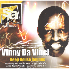 Vinny Da Vinci - SA Gold Collection - House Sounds (CD)