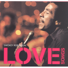 Smokey Robinson - Love Songs (CD)