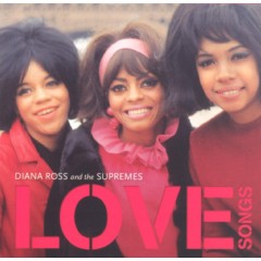Diana Ross & The Supremes - Love Songs (CD)