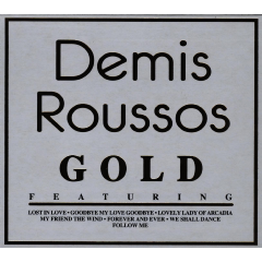 Demis Roussos - Gold (CD)