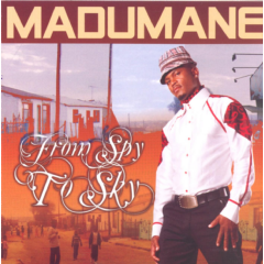 Madumane - From Spy To Sky (CD)