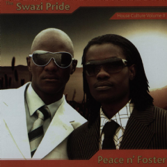 Swazi Pride - House Culture Vol. 2 (CD)