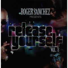 Roger Sanchez - Release Yourself - Vol.8 - Mixed By Roger Sanchez (CD)