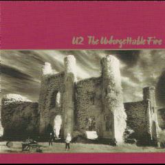 U2 - Unforgettable Fire - Remastered (CD)