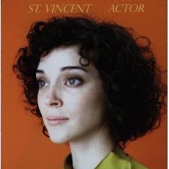 St. Vincent - Actor (CD)