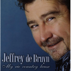 Jeffrey De Bruyn - My Eie Country Keuse (CD)