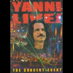 Yanni - Live (DVD)