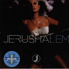 Jerusha - Jerusalem (CD)