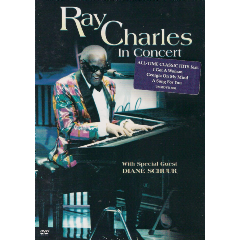 Ray Charles - Live In Concert (CD)