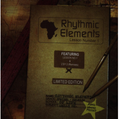 Rhythmic Elements - Lesson 1 (CD)