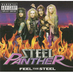 Steel Panther - Feel The Steel (Explicit) (CD)