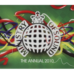 Ministry Of Sound - Annual 2010 (CD)