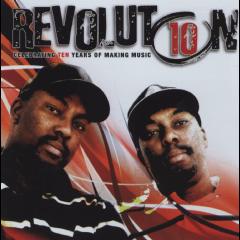 Revolution - 10 (CD)