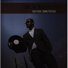 Black Coffee - Home Brewed (CD)