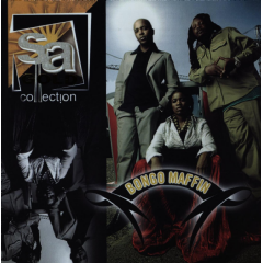 Bongo Maffin - Sa Gold Collection (CD)