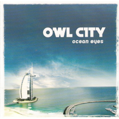Owl City - Ocean Eyes (CD)