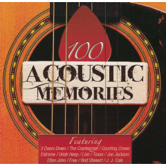 100 Acoustic Memories - Various Artists (CD)