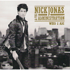 Jonas, Nick / Administration - Who I Am (CD)