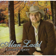 Alan Ladd - Country-Spore (CD)