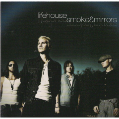 Lifehouse - Smoke & Mirrors (CD)
