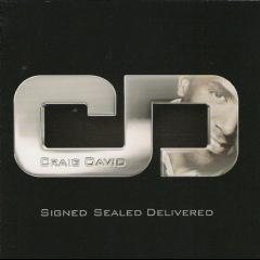 David, Craig - Signed Sealed Delivered (CD)