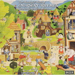 Children - Wonderful World Of Nursery Rhymes (CD)