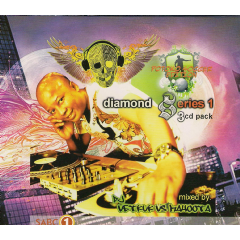 Dj Vetkuk Vs Mahoota - Diamond Series + Bonus Disc (CD)