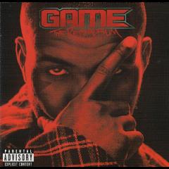 Game - The R.E.D.Album (CD)