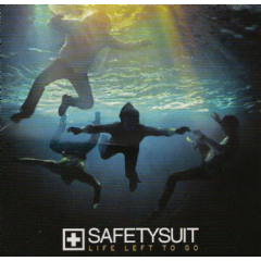 Safetysuit - Life Left To Go (CD)