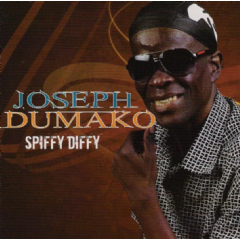 Joseph Dee - Spiffy Diffy (CD)