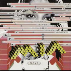 M.I.A. - Maya (CD)