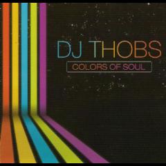 Dj Thobs - Colors Of Soul (CD)