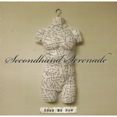 Secondhand Serenade - Hear Me Now (CD)