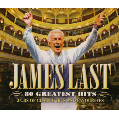 James Last - 80 Greatest Hits (CD)