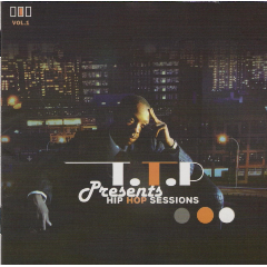 Ttp Presents Hip Hop Sessions - Ttp Presents Hip Hop Sessions (CD)