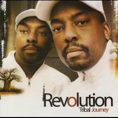 Revolution - Tribal Journey (CD)