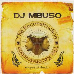 Dj Mbuso - Construction (CD)