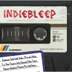 Indiebleep - Indiebleep - Various Artists (CD)