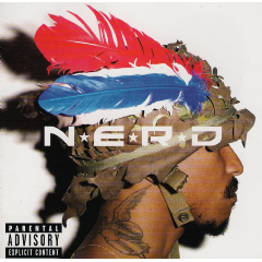 N.e.r.d - Nothing (CD)
