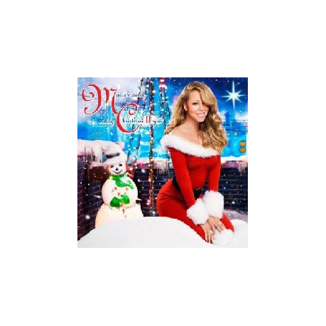 Mariah Carey Christmas Png.Mariah Carey Merry Christmas Ii You Cd
